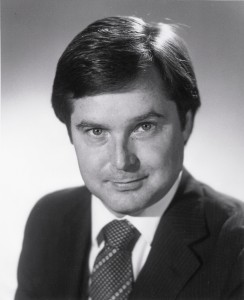 HAMILTON – The author – former NBC page -- as Manager, Corporate Press,  NBC Press and Publicity, 1982 (Photo credit: NBC Press & Publicity Department, 1982).